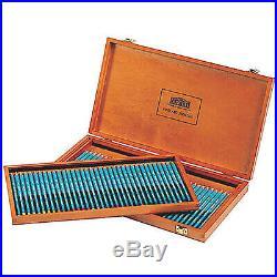 Derwent Watercolour Pencils Wooden Box 72