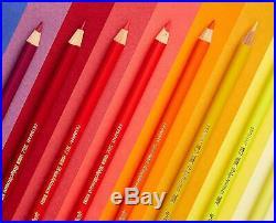 FABER-CASTELL Polychromos 120 Pencil Wood Box Set F110013