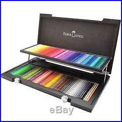 Faber-Castell 120 Wooden Box Set Albrecht Durer Water Colour Set