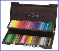 Faber Castell Albrecht Durer Watercolour Pencil 120 Colour Wooden Box 117513