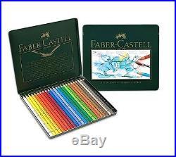 Faber-Castell Albrecht Durer Watercolour Pencil 12, 24, 36, 60, 72, 120 Colors