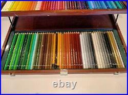 Faber Castell Albrecht Durer Watercolour Pencils Wooden Box of 100