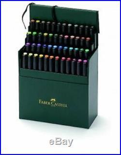 Faber Castell Pitt Artist Brush Pens 48 Colour Box Set