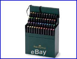 Faber Castell Pitt Artist Brush Pens 48 Colour Box Set 167148 tracking no