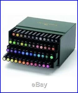 Faber-Castell Pitt Artist Brush Studio Pens Box of 60