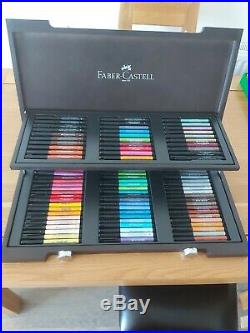 Faber-Castell Pitt India Ink Pens in Wenge Box Pack of 90