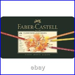 Faber Castell Polychromos Artist Quality Colour Pencils Set From 12 to 120