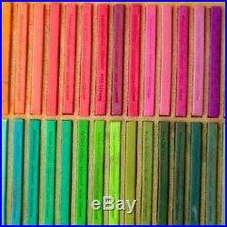 Faber castell polychromos pastel 100 color wooden box Discontinued products