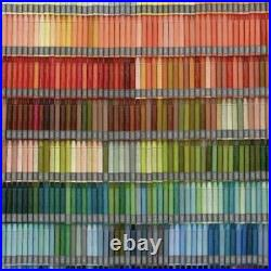 Felissimo 500 colored Crayons Palette of imagination All 20 box Set Collection