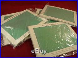 Full Case Riso Print Gocco B5 Screen Print Master Sheets Unopened Box