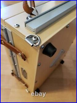GUERRILLA PAINTER Plein Air Pochade Box 9x12 Hinge Front with Accessories