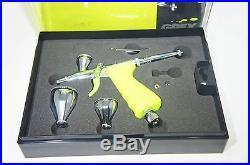 Grex Tritium. TG3 Dbl Action Pistol Style Trigger Airbrush TG3 OPEN BOX (H-42)