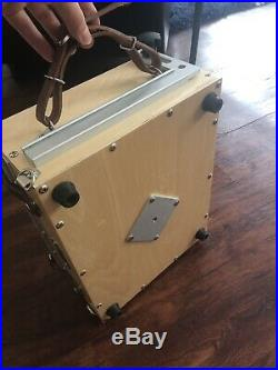 Guerilla Painter 9x12 Pochade Box. Plein Air Painting Box