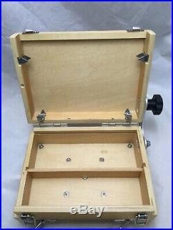 Guerrilla Painter 5 by 7 Oil and Acrylic Plein Air 5x7 Pochade Box