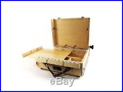 Guerrilla Painter 9x12 Guerrilla Box Plein Air Painting Pochade Box with In Lid
