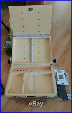 Guerrilla Painter French Resistance Medium Pochade Artist Box Tripod Mountable