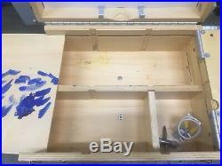 Guerrilla Painter Guerrilla Box Plein Air Painting Pochade Box