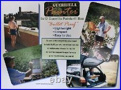 Guerrilla Painter Plein Air Painting Pochade Box Easel 9 x 12