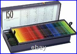 Holbein Art MaterialsHolbein Colored Pencils 150 Colored Pencils with Paper Box
