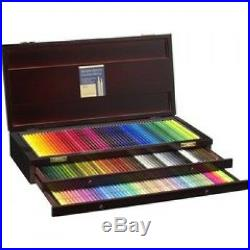 Holbein Artist 150 Colors SET OP946 Colored Pencil Wooden Box Drawing coloured