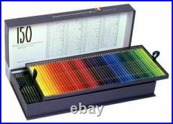 Holbein Artist Color Pencil 150 Colors Paper Box All Color Set OP945 Art JAPAN