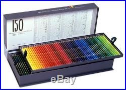 Holbein Artist Colored Pencil 150 color colors SET paper box OP945 JAPAN EMS