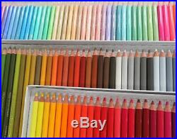 Holbein Artist Coloured Pencil 150 Colours Set in Paper Box- from japanDHL#97