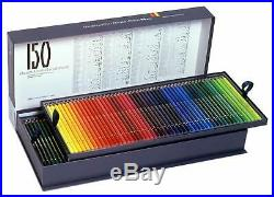 Holbein Artists' Colored Pencil 150 Colors Set Paper Box OP945 Japan NEW
