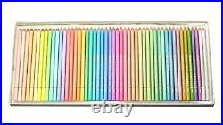 Holbein Artists Colored Pencil Pastel Tone 50 Colors Set in a Paper-box New