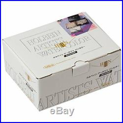 Holbein Pn699 Artists Pan Color 48 Water Color Paint Set Cube Box w / Tracking
