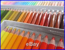 Holbein colored pencils 50 color set paper box with tracking