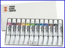 Huge lot of Turner Colour Works Watercolor Gouache Paint Set 37 boxes