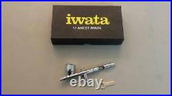 Iwata Eclipse HP-CS Gravity Feed Dual Action Airbrush, in Box