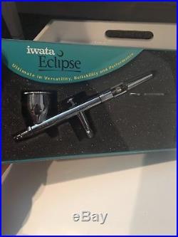 Iwata eclipse hp-cs airbrush BRAND NEW IN BOX