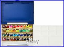 Japan Holbein Artists Pan Color Water Color 36Colors Set PALM BOX PN698 z022