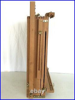 Julian Plein Air French Pochade Box Folding Easel Portable 22x17 ½x7