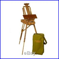 Jullian Classic Half Box French Easel with Carrying Bag