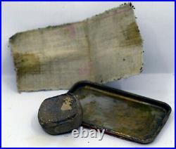 LeFranc & Bourgeois Antique Oil Paint Box RARE