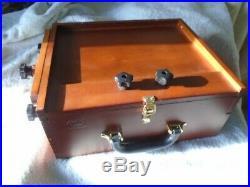 MEEDEN Ultimate Pochade Box Lightweight French Box Easel for Plein Air