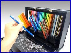 MITSUBISHI UC100C Premium Colored Pencil 100 Colors Box set from Japan DHL F/S