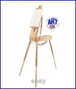 Mabef Professional Artist Beech Wood Small Sketching Box Easel Plein Air M/23