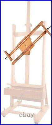 Mabef Revolving / Rotating Canvas Accessory for Easel # MBMA-40 box damage