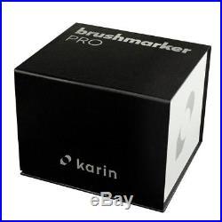 Mega Box Karin Brush Marker Pro Brushpens Water Based Ideal for Painting, Drawin