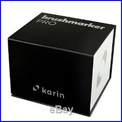 Mega Box Karin Brush Marker Pro Brushpens Water Based Ideal for Painting, and