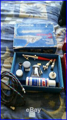 Mint Condition Paasche Airbrush HS- Box set. $155.00 OBO if you buy both sets