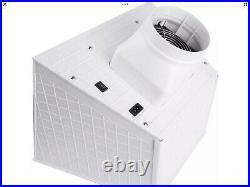 NEW Portable Airbrush Hobby Spray Booth Spray Box with LED Lighs Fengda BD-515
