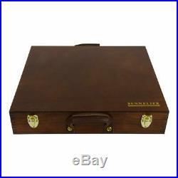 NEW! Sennelier Soft Pastel Wood Box Set of 175 Full Sticks