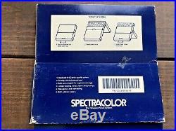NOS! RARE VTG FABER CASTELL SPECTRACOLOR DESIGNER PENCIL SYSTEM- 24 withEASEL BOX