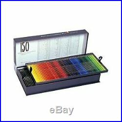 New Holbein Artists Colored Pencil 150 Colors in Paper Box from Japan