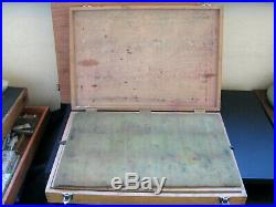 ONE TALENT'S REMBRANDT PROFESSIONAL FULL SIZE OIL PASTEL 180pcs WOODEN BOX